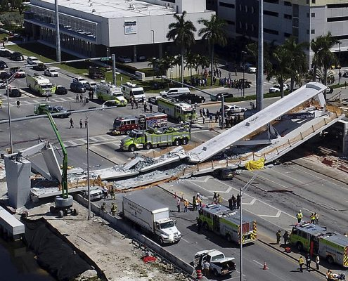 The Beregovich Law Firm Represents Miami Bridge Collapse Victims