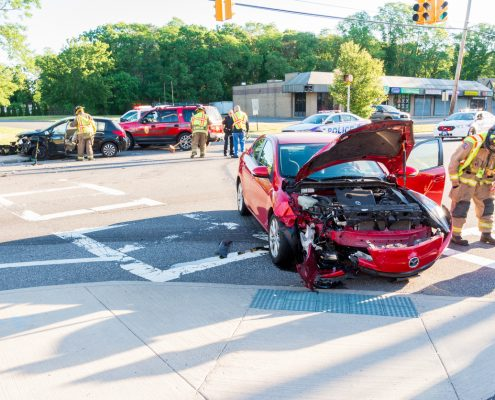 The 4 Most Dangerous Types of Car Accidents