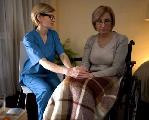 Assisted Living Negligence | Elder Abuse | Personal Injury